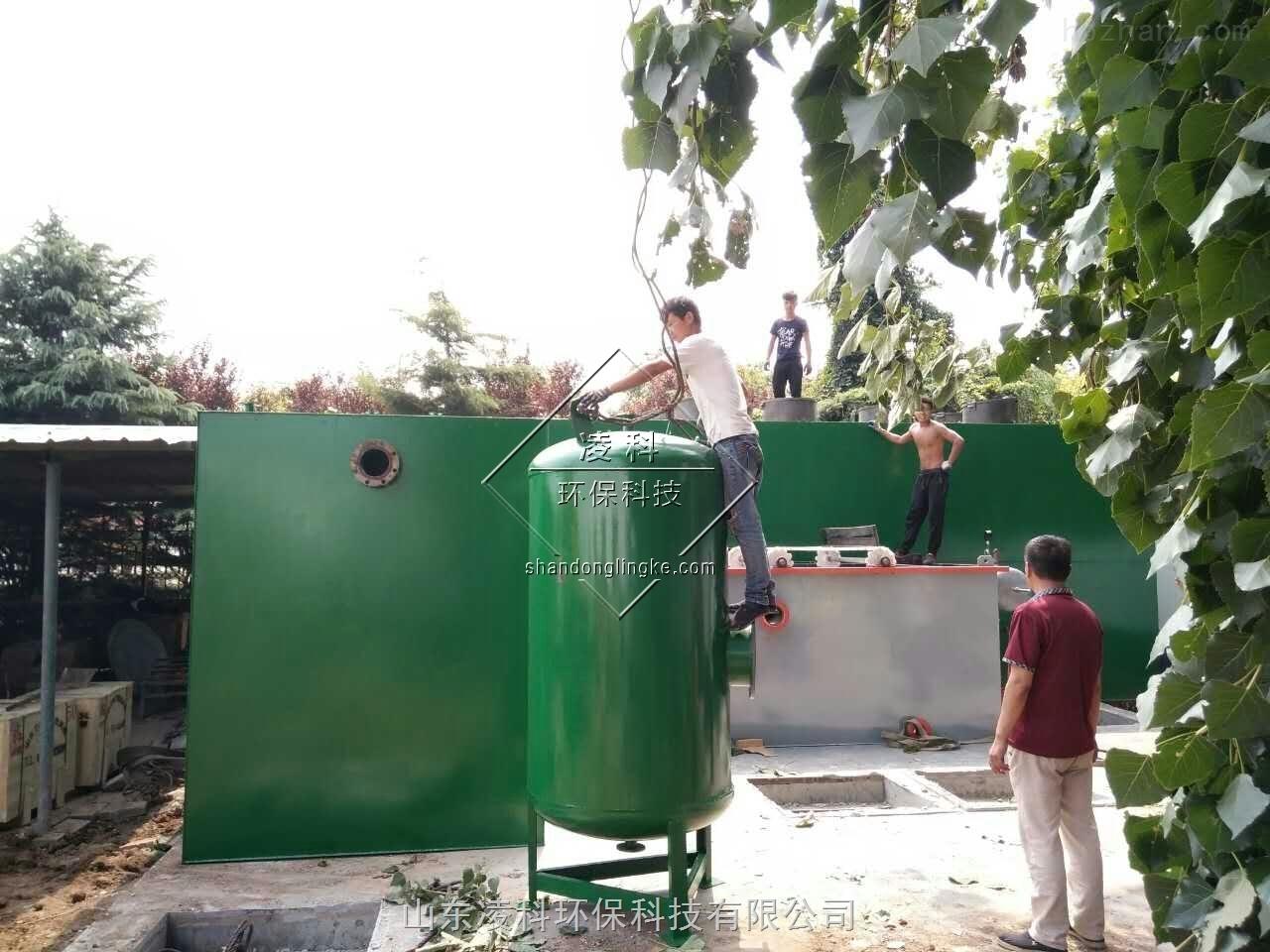 运城GRP一体化预制泵站品质保障