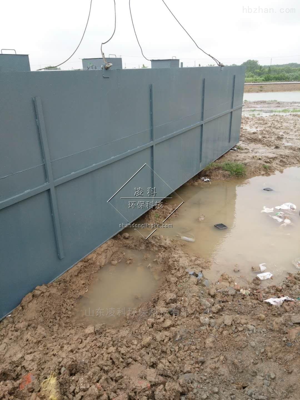 商丘小型一体化预制泵站资质齐全
