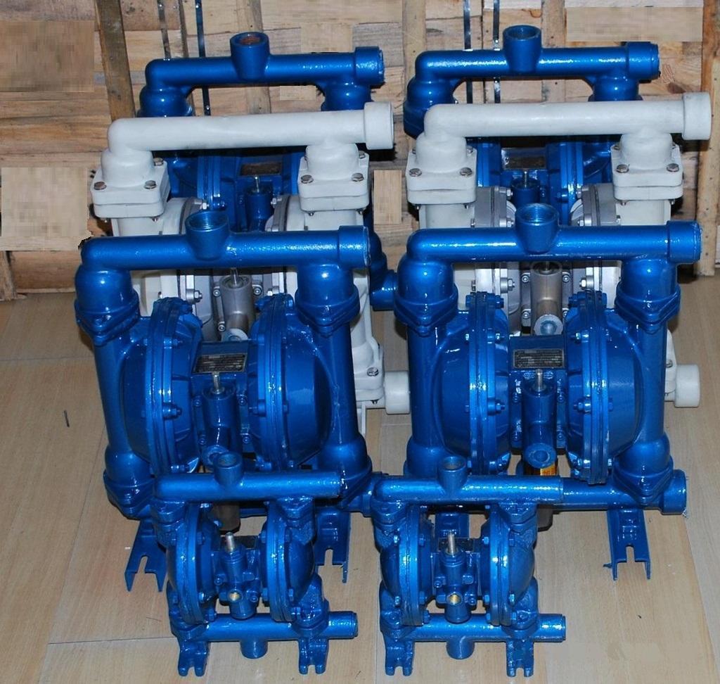 QBY气动隔膜泵实物图