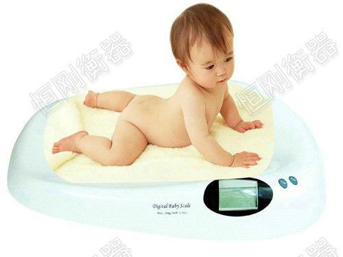 医体检婴儿电子秤