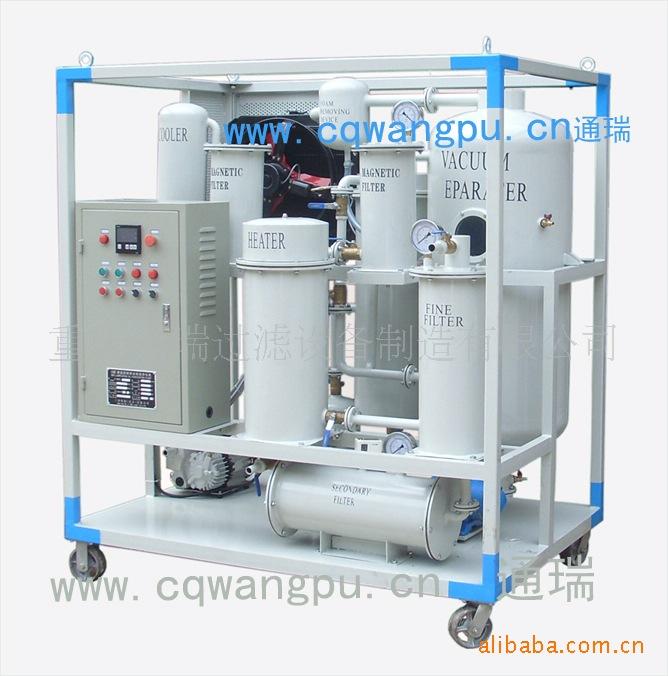 ZJD全进口配置液压油过滤机