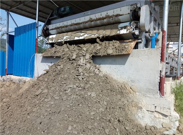 郴州洗砂泥浆处理设备环保