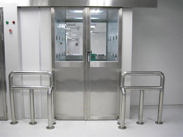 自動感應平移門貨淋室