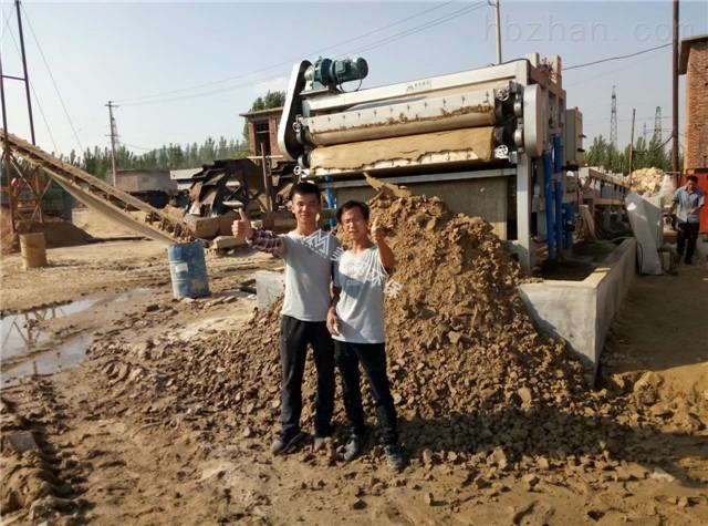 娄底水洗沙泥浆脱水设备性能优异