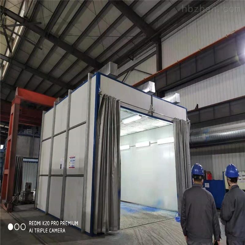 淮南烤漆房废气处理设备厂家