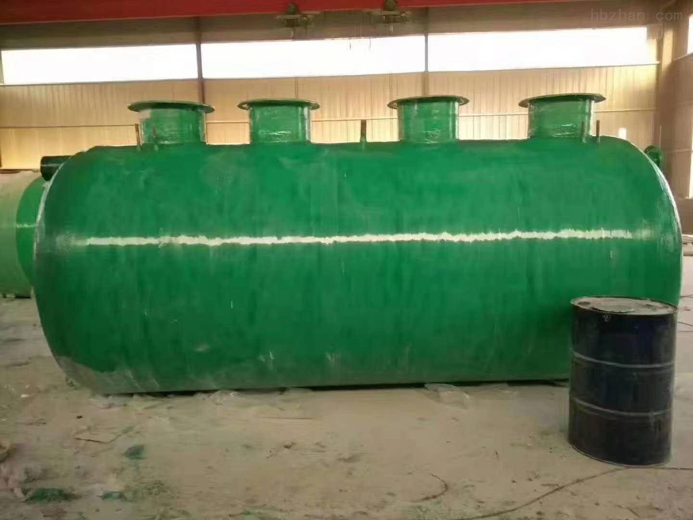 安康小区污水成套设备报价