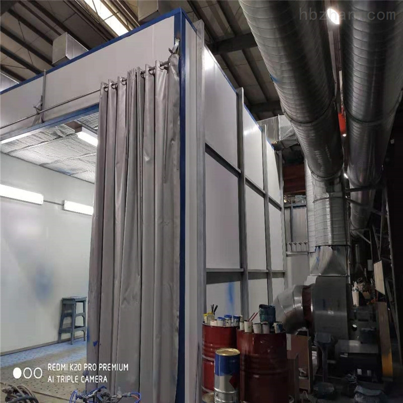 蚌埠地吸式喷漆房设备厂家直销