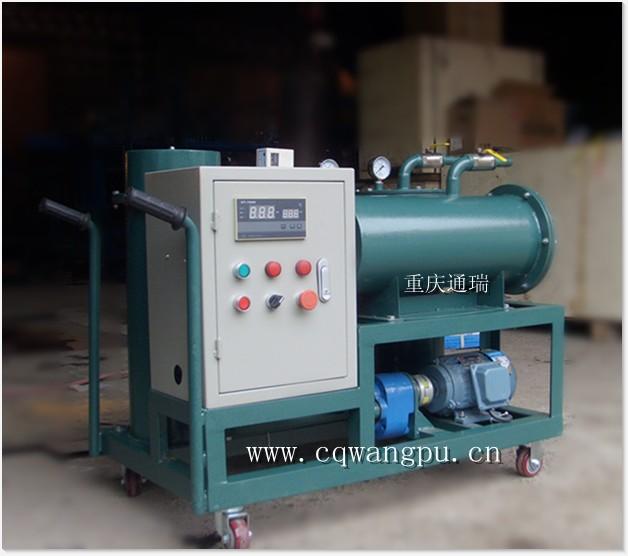 加热型齿轮油滤油机