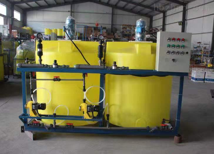 吐鲁番脱硫废水混凝一体化设备生产厂家