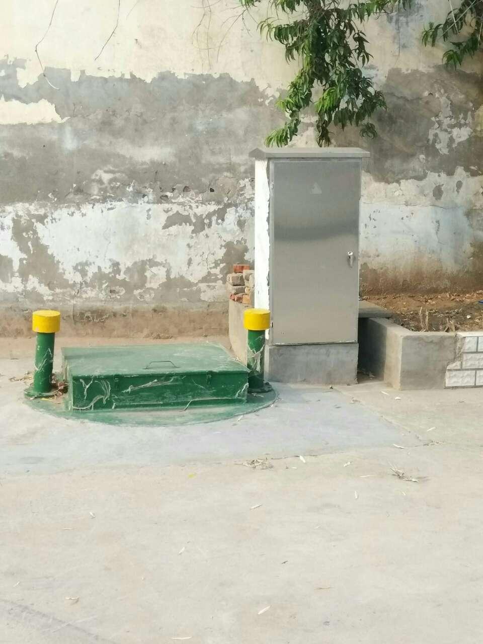 景德镇GRP污水提升泵站报价