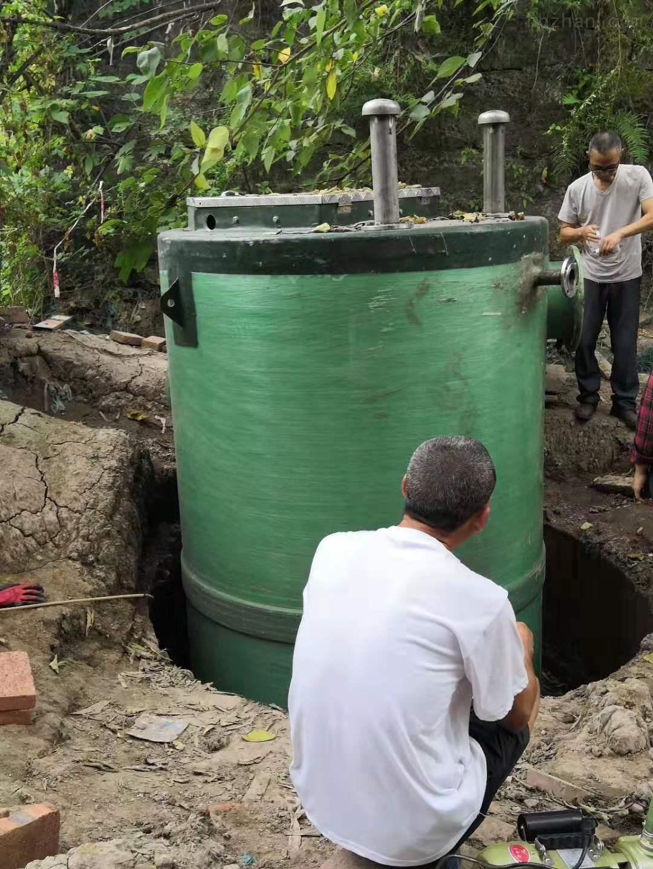 张家口GRP污水提升泵站厂家