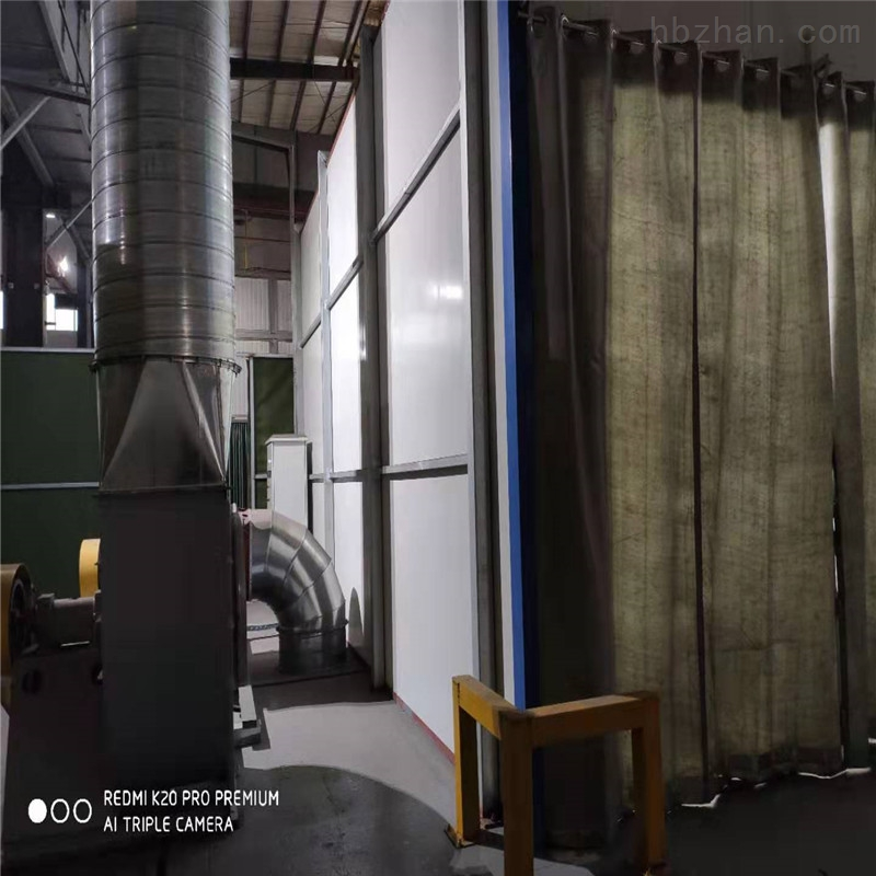 江苏侧吸式喷漆房设备生产厂家