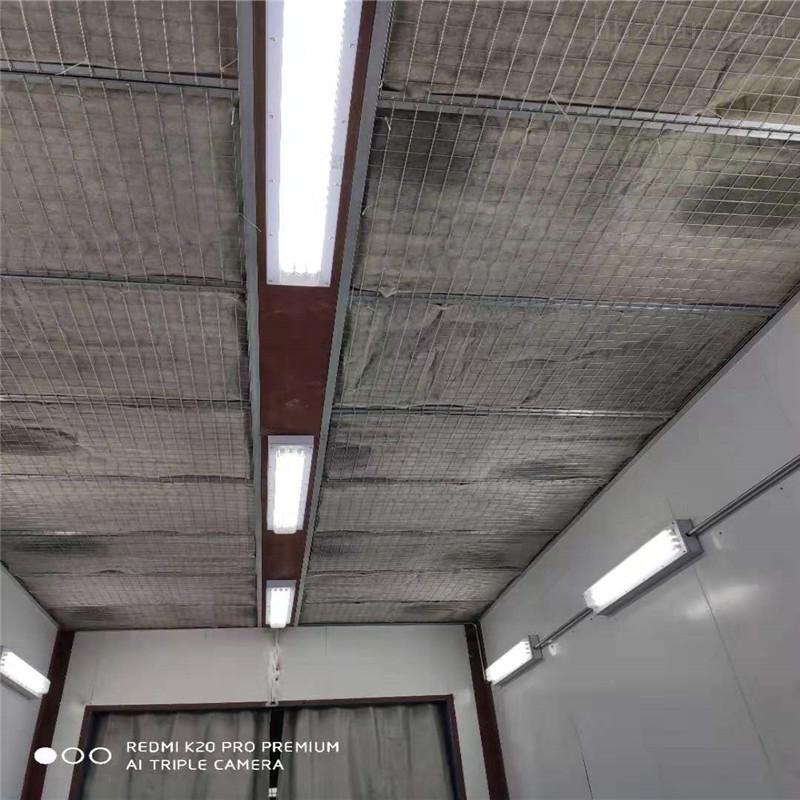 滁州侧吸式喷漆房设备专业定制