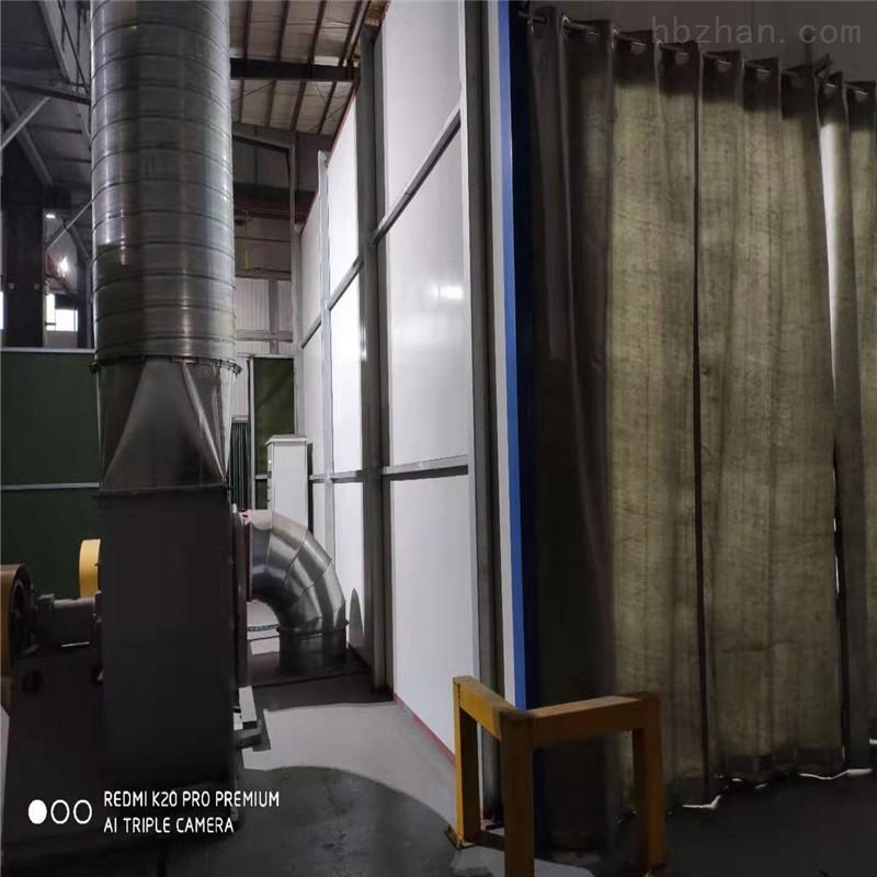 池州地吸式喷漆房设备生产厂家