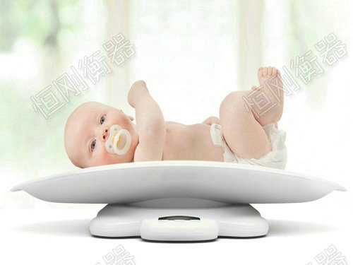 电子婴儿身高体重称