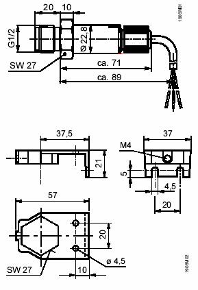 QBE9000-P16C尺寸图