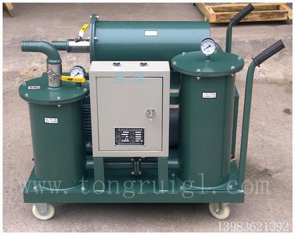 YL-B-100标配精密滤油机,过滤加油机,液压油过滤机