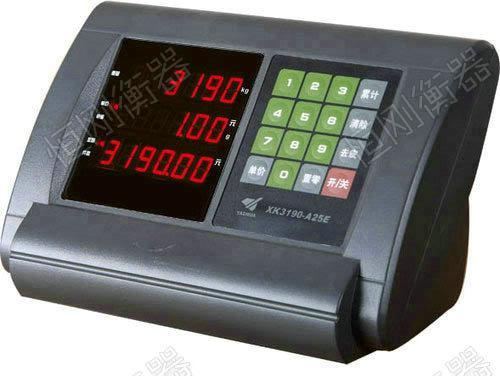 XK3190-A25E地磅显示器