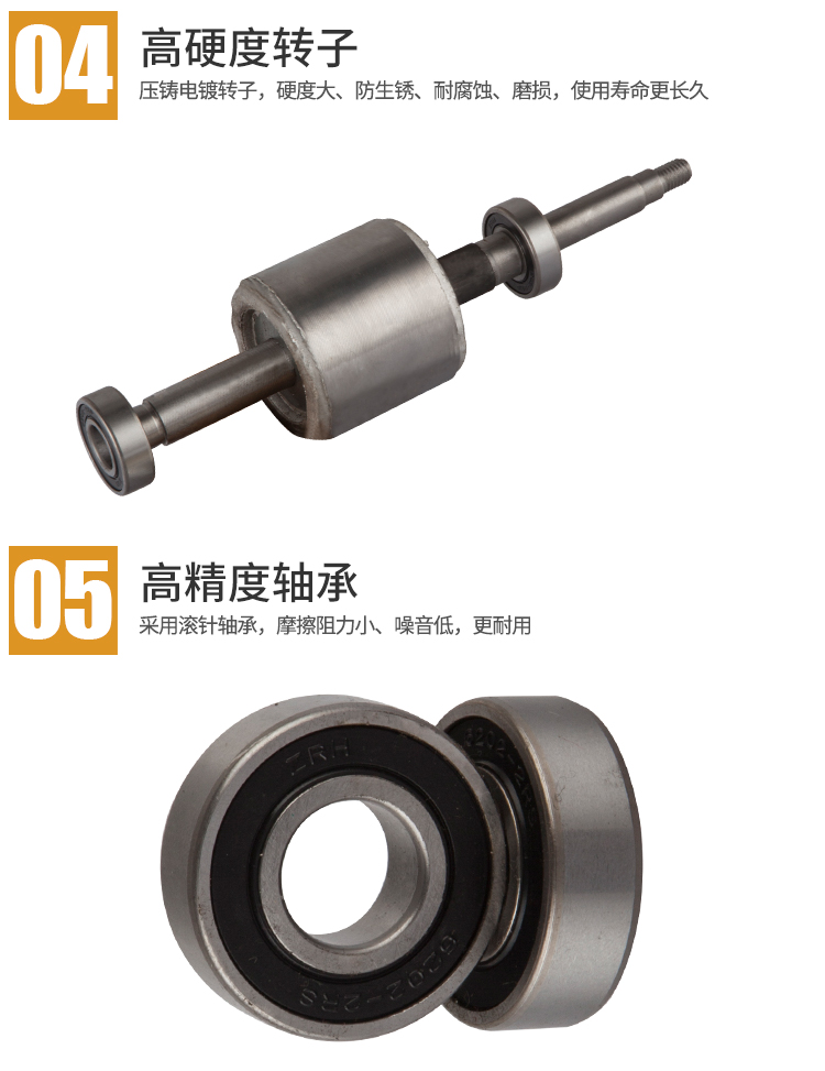 氟塑料离心泵电机