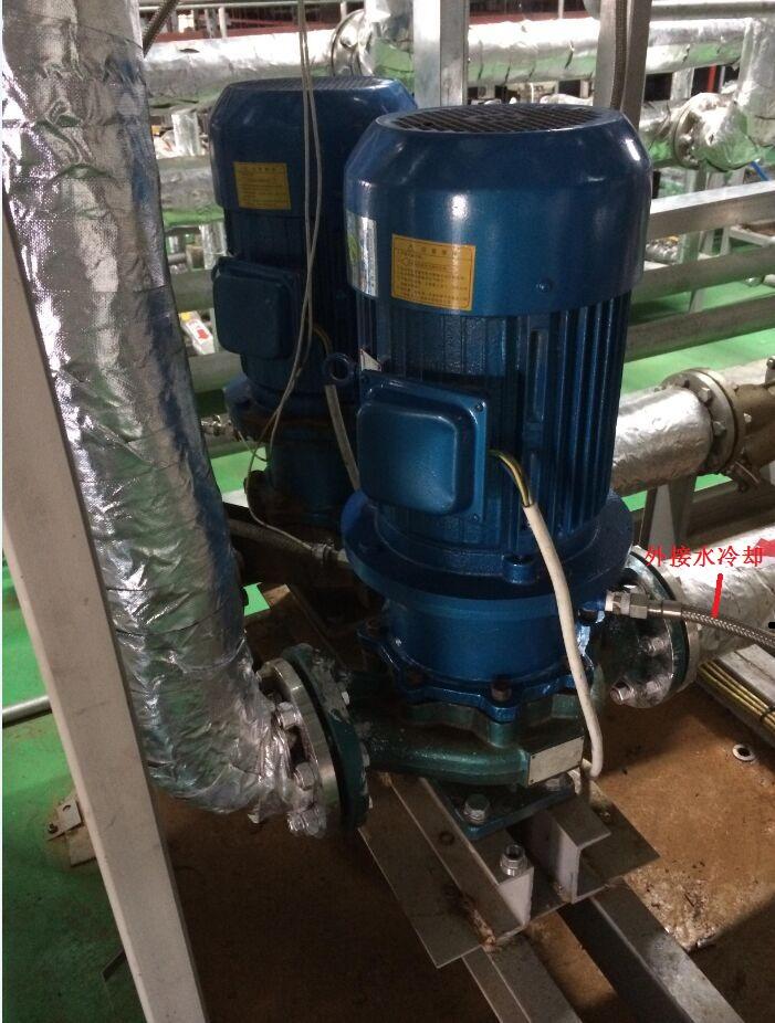 GRG耐高温管道离心泵