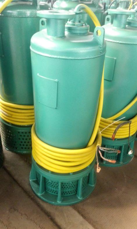 上出水防爆潜水泵