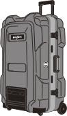 CC-0036A illust 手提箱