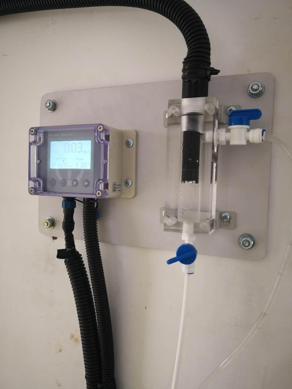 发生器配套余氯在线分析仪