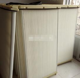 空壓機方形除塵濾板