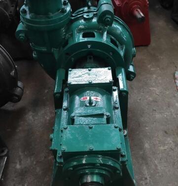耐磨橡胶渣浆泵