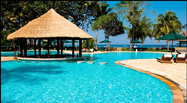 别墅游泳池水处理设备