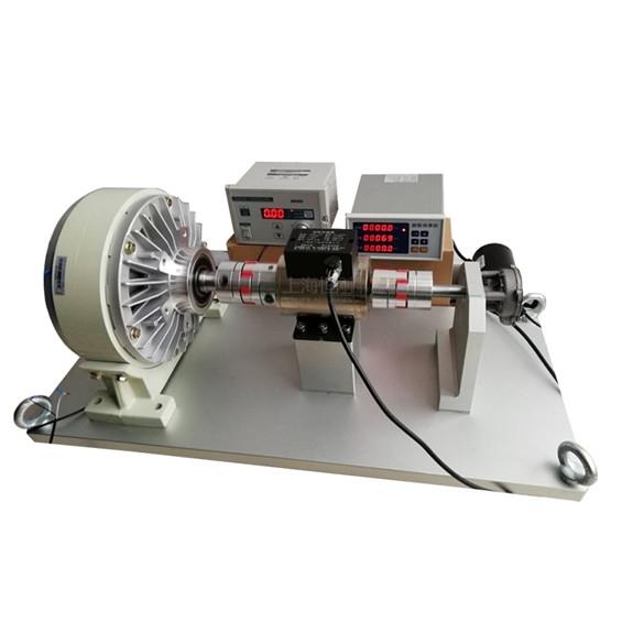 測電機扭轉力矩儀器安裝工作示意圖