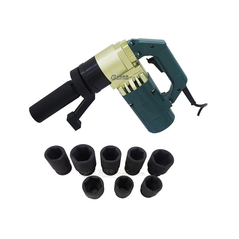 建筑工地安装电动扭力扳手