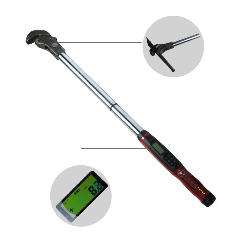 紧固检测钢筋直螺纹套筒扭力扳手
