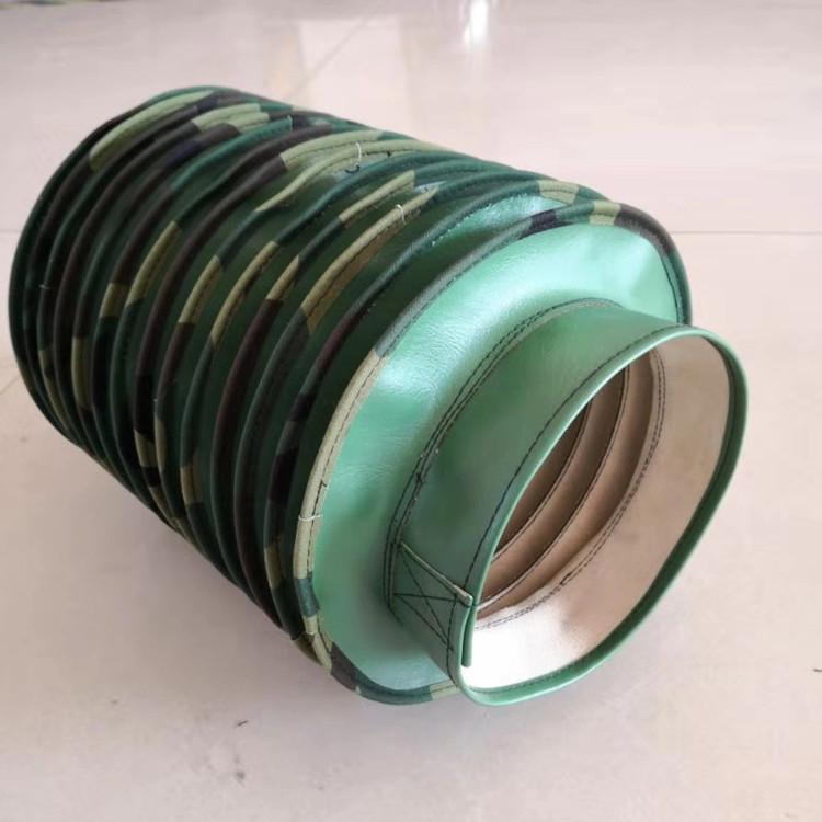 缝合式液压立柱圆形保护罩
