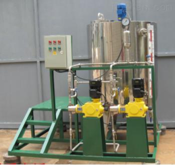 自来水厂加药装置