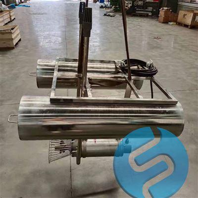 LJ-FTA2200不锈钢潜水推流式曝气机