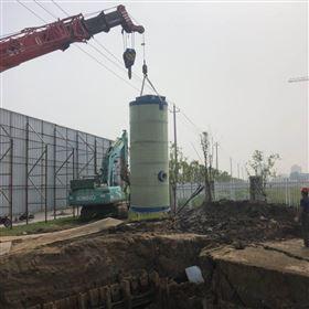 新疆一体化预制提升泵站 质量可靠