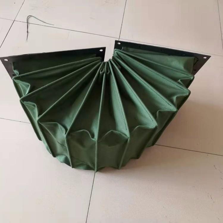 耐磨帆布负压风机软连接