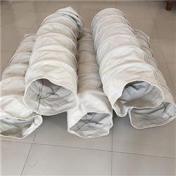 水泥散装卸料口帆布伸缩溜筒