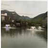 河道景观喷泉增氧机净化水质曝气机